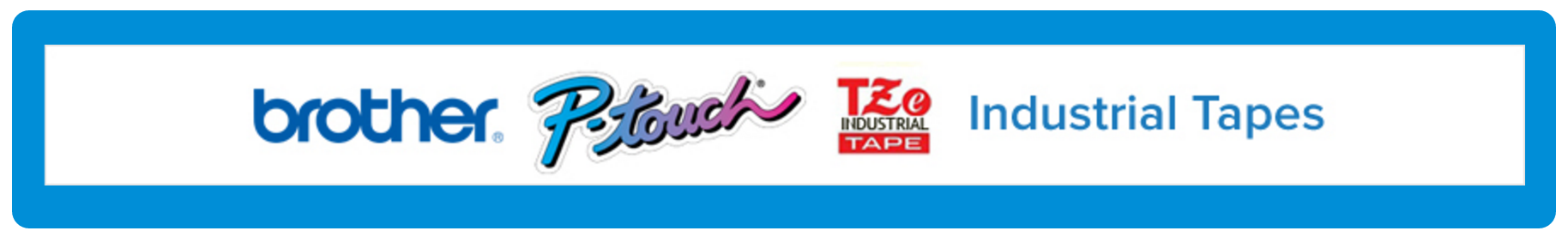 p touch tze industrial tapes