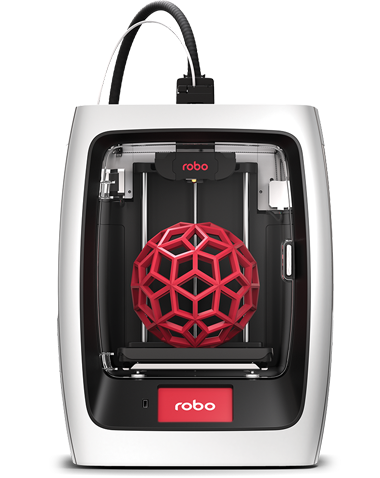 Robo R2 High Performance 3D Printer