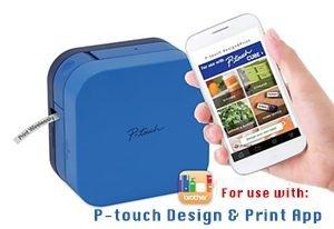 P-Touch Cube PT-P300BTBU