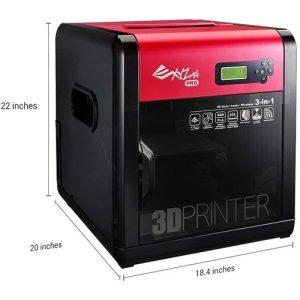 XYZprinting da Vinci 1.0 Pro 3 in 1 3D Printer