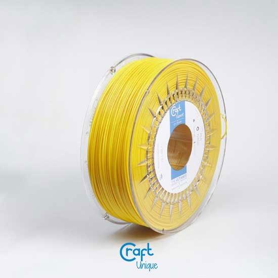 CraftBot PLA Yellow