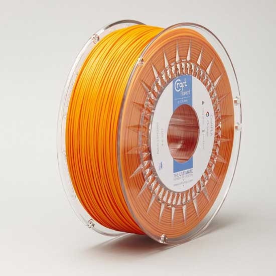 CraftBot PLA Orange