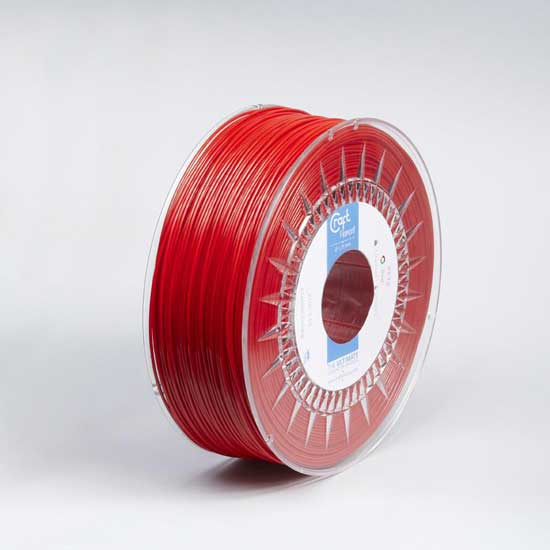 CraftBot PLA Red