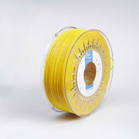 CraftBot PLA Yellow