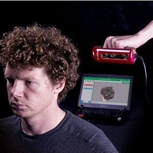 XYZprinting 3D Scanner