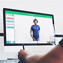 XYZprinting Full Color Handheld 3D Scanner 1.0 Pro.