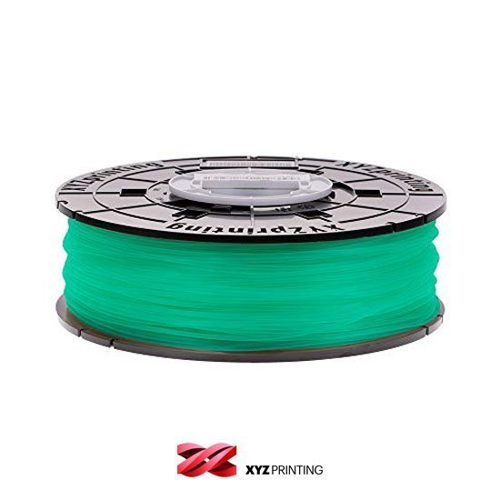 XYZprinting 1.75mm Clear Green PLA