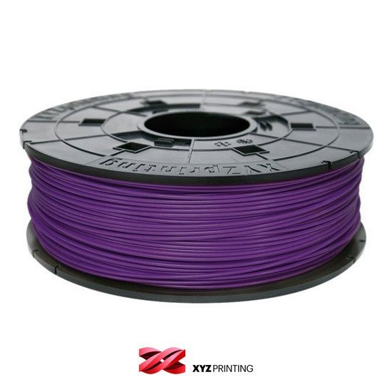 XYZprinting 1.75mm Grape Purple ABS