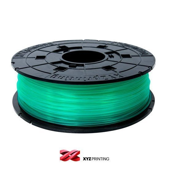 XYZprinting 1.75mm Green PLA Filament