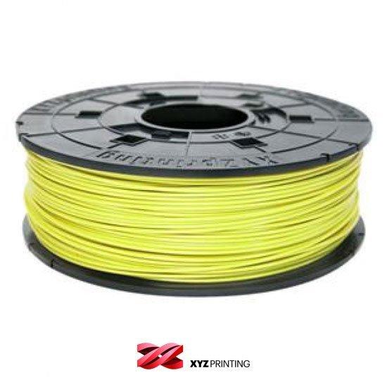 XYZprinting Cyber Yellow ABS