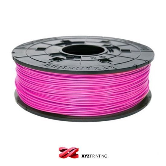 XYZprinting Neon Magenta ABS
