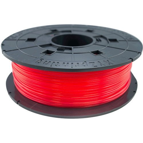 XYZprinting 1.75mm Clear Red PLA