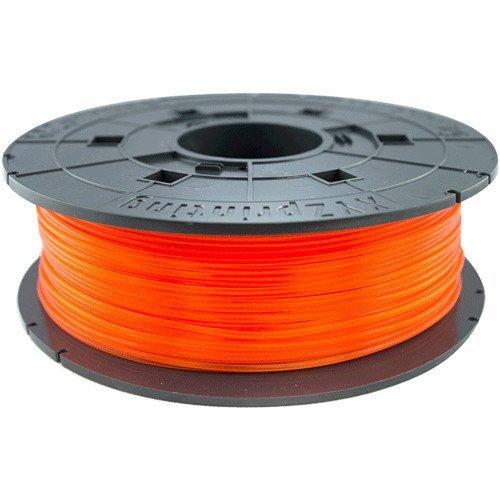 XYZprinting 1.75mm Clear Tangerine PLA