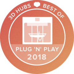 CraftBot Plus Award Best Plug and Play 2018