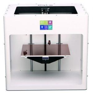 craftbot plus white 3d printer