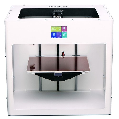 craftbot plus white 3d printer