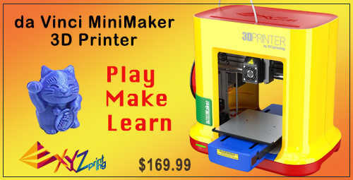 XYZPrinting MiniMaker