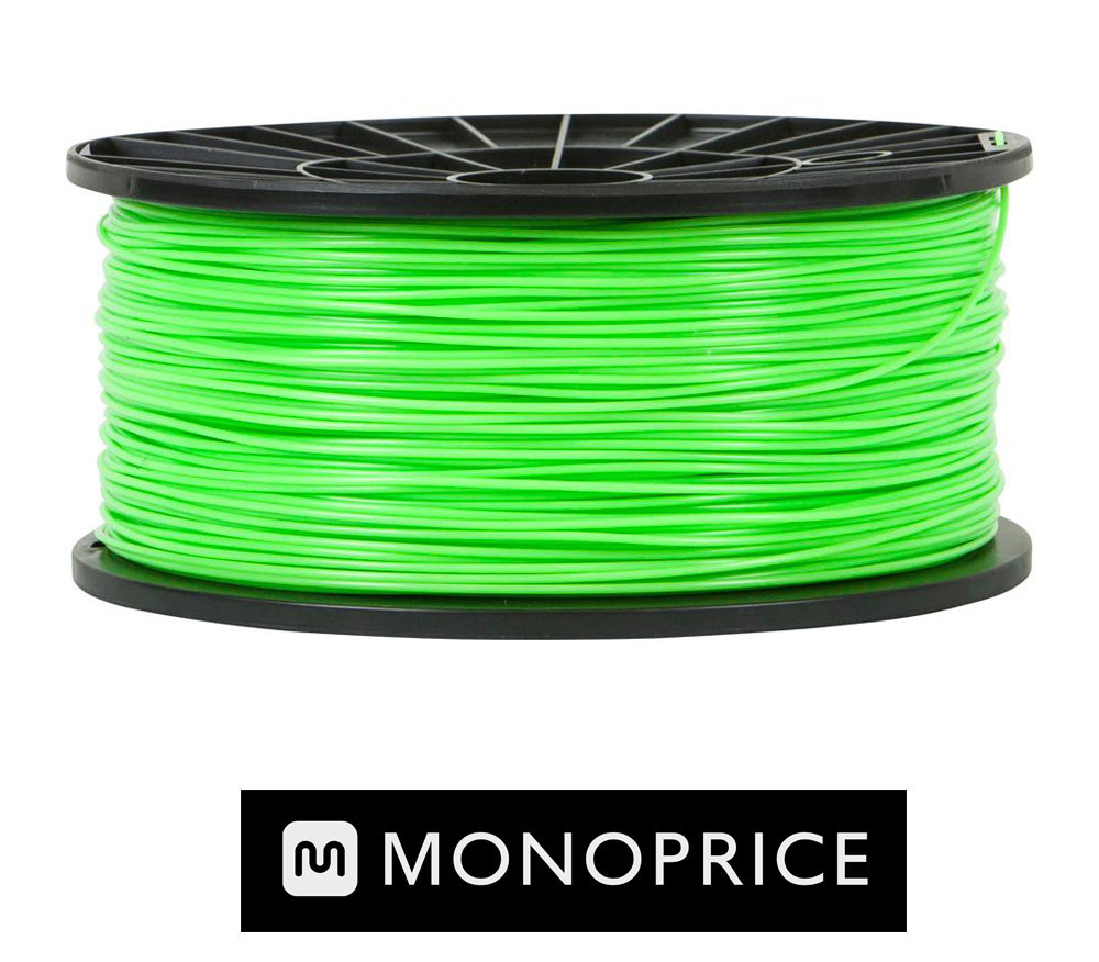 Monoprice Bright Green PLA