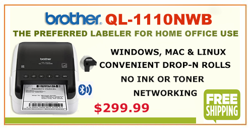 Brother QL-1110NWB